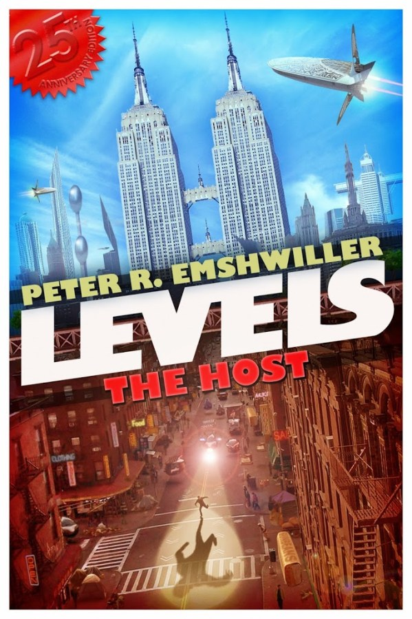 Levels: The Host Emshwiller Author Writer Science Fiction Cyberpunk
