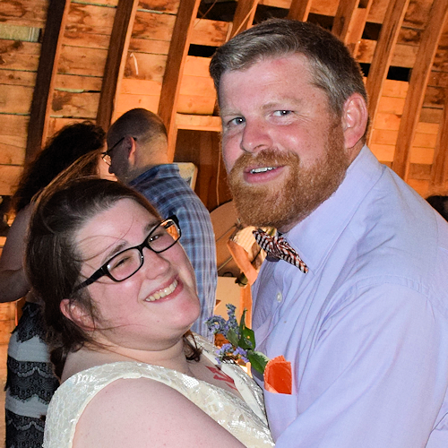 Wedding: Carly and Mike at MKJ Farm, 8/7/16