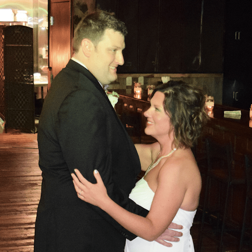 Wedding: Heather and Jeff, Upstairs at The Dino, 9/17/16