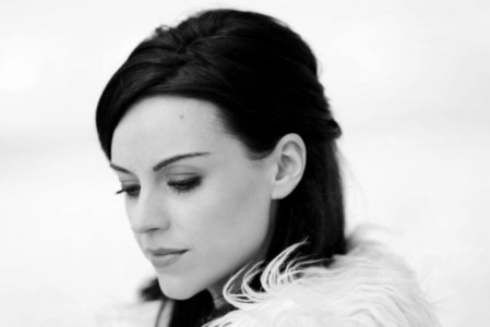 Mit Amy MacDonald in Basel