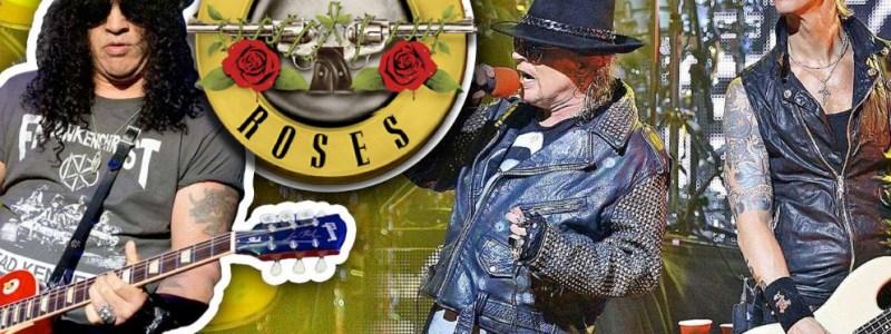 Das Comeback von Guns'n'Roses