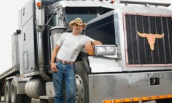 Truck-drivin