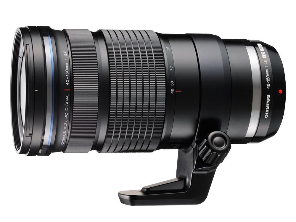 M.ZUIKO DIGITAL ED 40-150mm f2.8 PRO & M.Zuiko Digital 1.4x Teleconverter - Olympus Press Release
