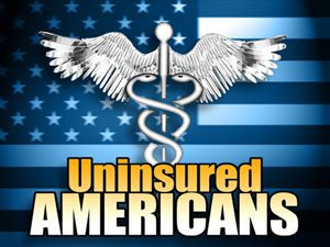 Uninsured-Americans