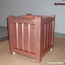 Modern Masters Copper Reactive Metallic Paint on Wood Jpg Pet