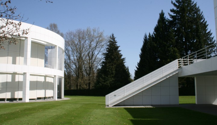 Weishaupt Forum | Richard Meier | pettydesign