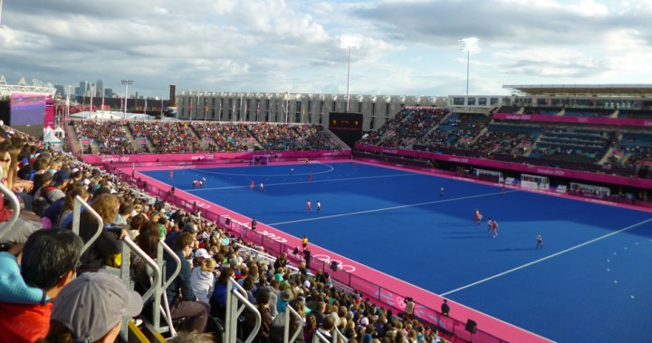 pettydesign | London2012 | Field Hockey Stadium