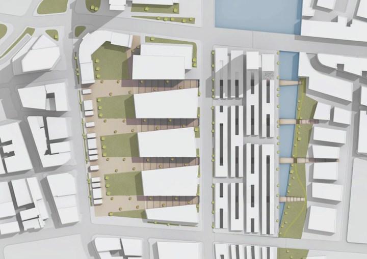 plan   Fort Point Channel   YSoA   pettydesign