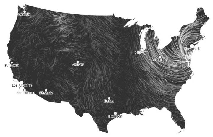 pettydesign | wind map