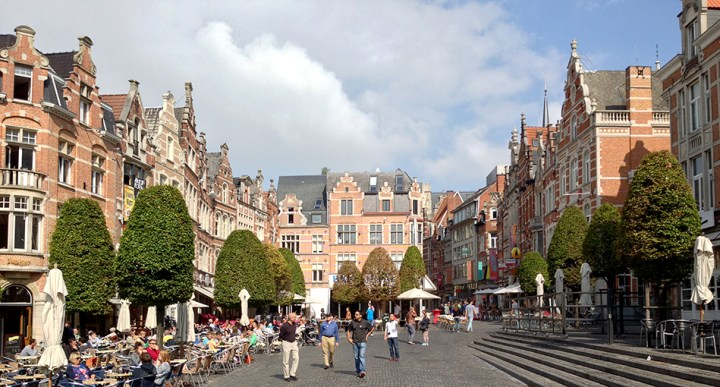 A Trip to Belgium | James Petty | pettydesign