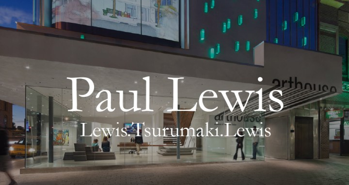 Architectural Startup: Paul Lewis | James Petty | pettydesign