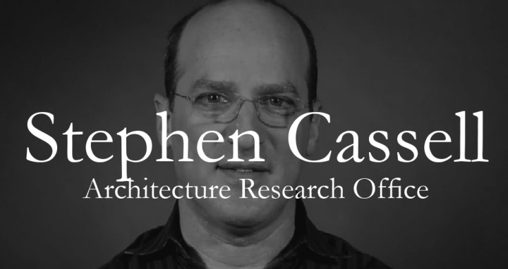 Architectural Startup: Stephen Cassell | James Petty | pettydesign