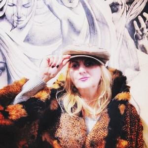 Oggi parler di moda stile ed eleganza alla galleria dartehellip