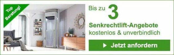 Banner SEnkrechtlift 4