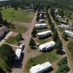 Penmarallter Campground pullthroughs