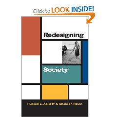 Amazon Page for Redesigning Society