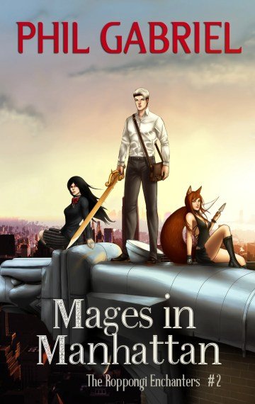 Cover_Mages_in_Manhattan_V2
