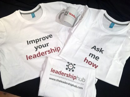 Leadership Hub T-Shirts