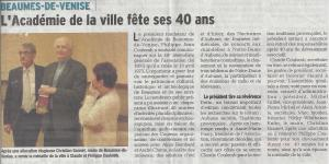 ACADEMIE presse AG 2014
