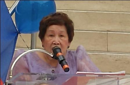 Guest Speaker Edmonton Honorary Consul Esmeralda  Agbulos