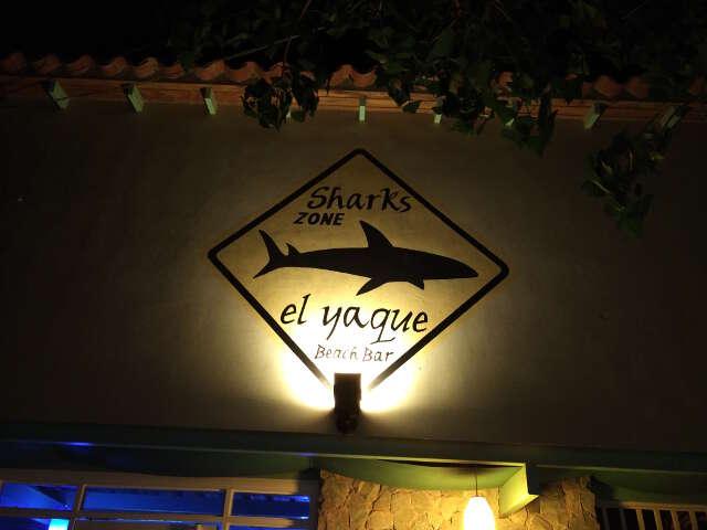 Sharks Beach Bar Playa El Yaque