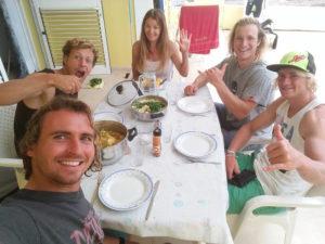 Our Fuerteventura house plus Balz Mueller