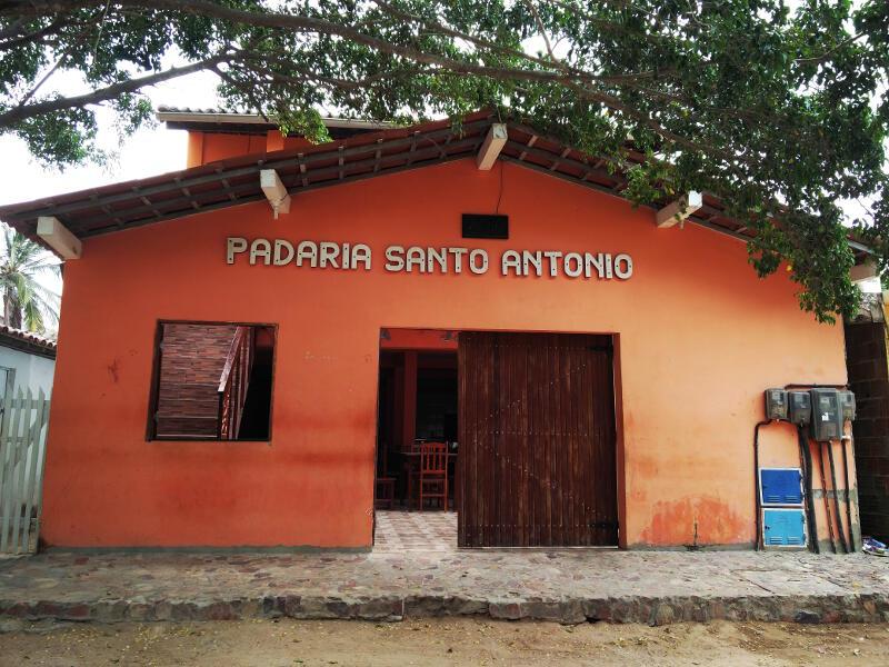 Padaria San Antonio in Jericoacoara