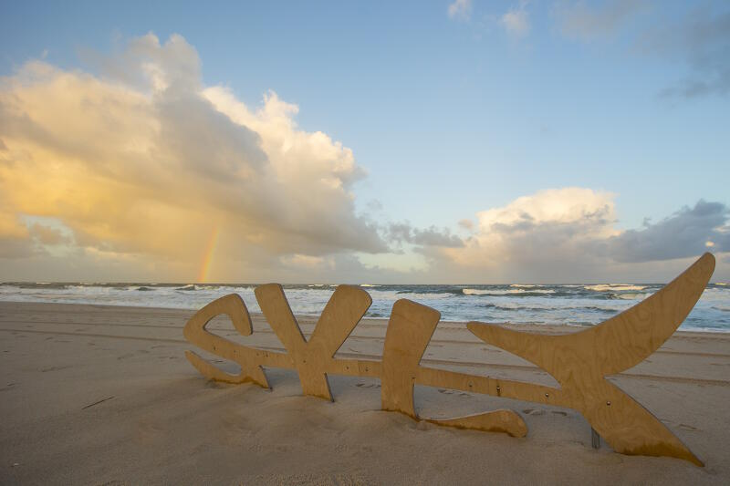 Sylt. Photo by John Carter.