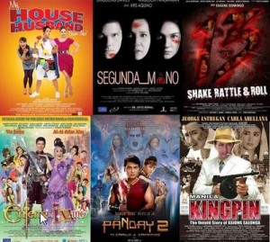 Philippines Top Grossing Movies