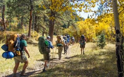 2016 Autumn Adventure Trek