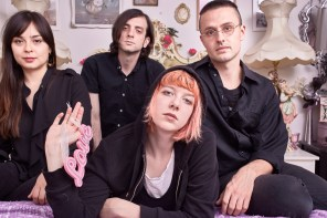 Dilly Dally, on Touring, Smelling the Flowers, and David Lynch