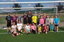 Phönix Mädchenfussballschule 2016