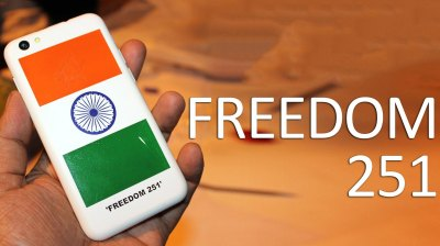 Freedom 251 now to be available through cash on delivery, Ringing Bells begins refunding Smart ...