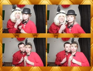 impression photo booth
