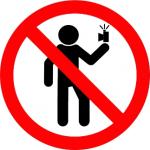 No Selfie