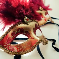 Leann & Dan (Venetian Masquerade Ball Wedding)