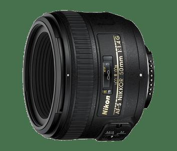 Nikon 50mm f/1.4G AF-S