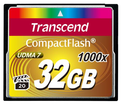 Transcend Information 32 GB 1000x