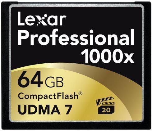 Lexar Professional 1000x 64GB