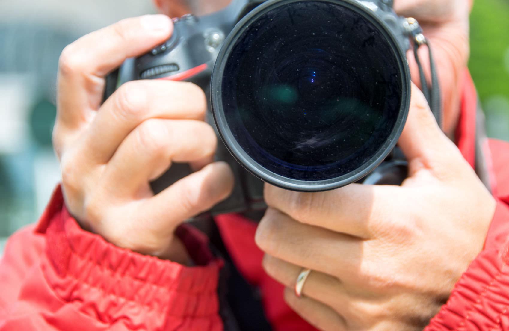 Come fare il passaggio da appassionato a fotografo