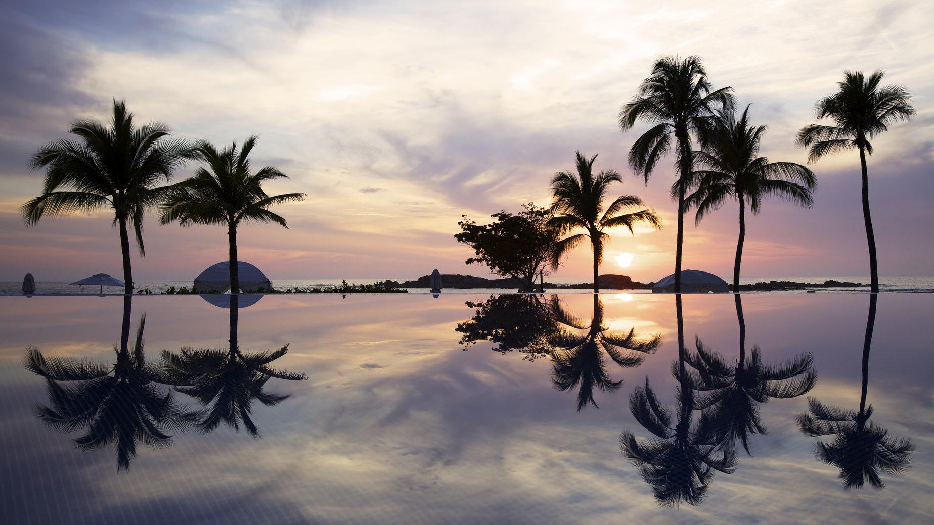 Fotografia di paesaggio: usa l'acqua per migliorare la tua esposizione