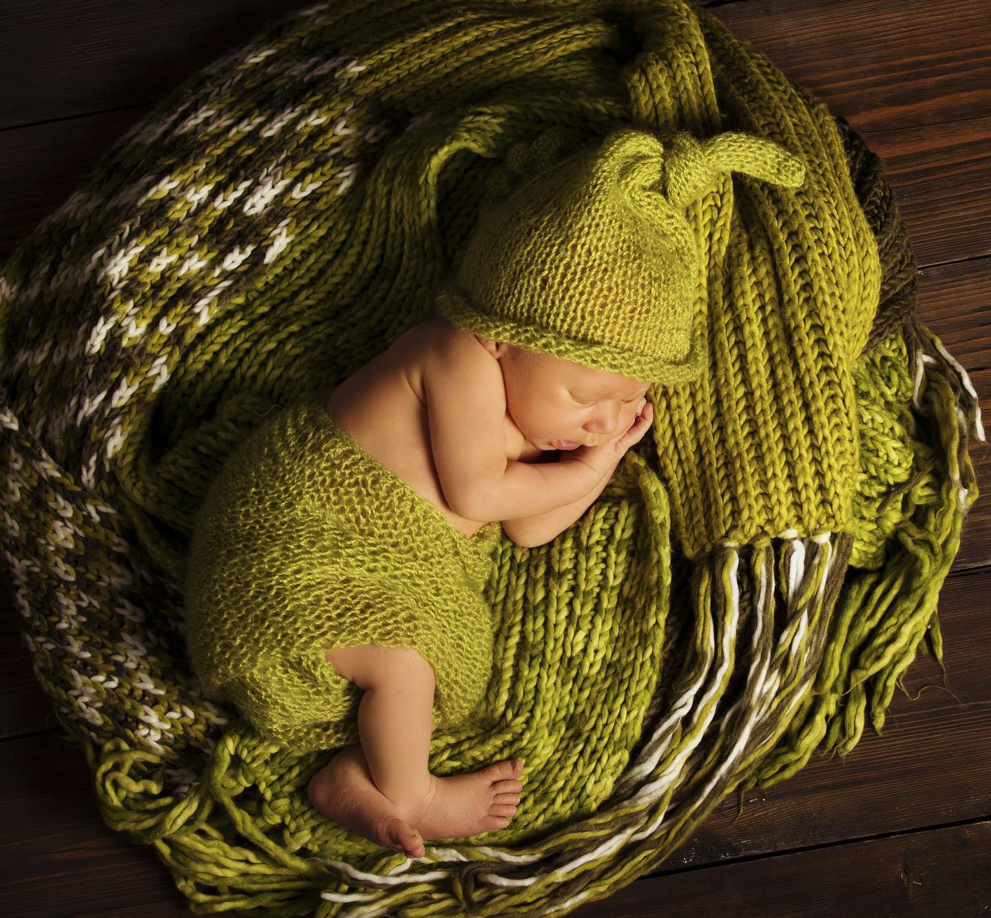 Fotografia di neonati: 3 pose con le quali non puoi sbagliare