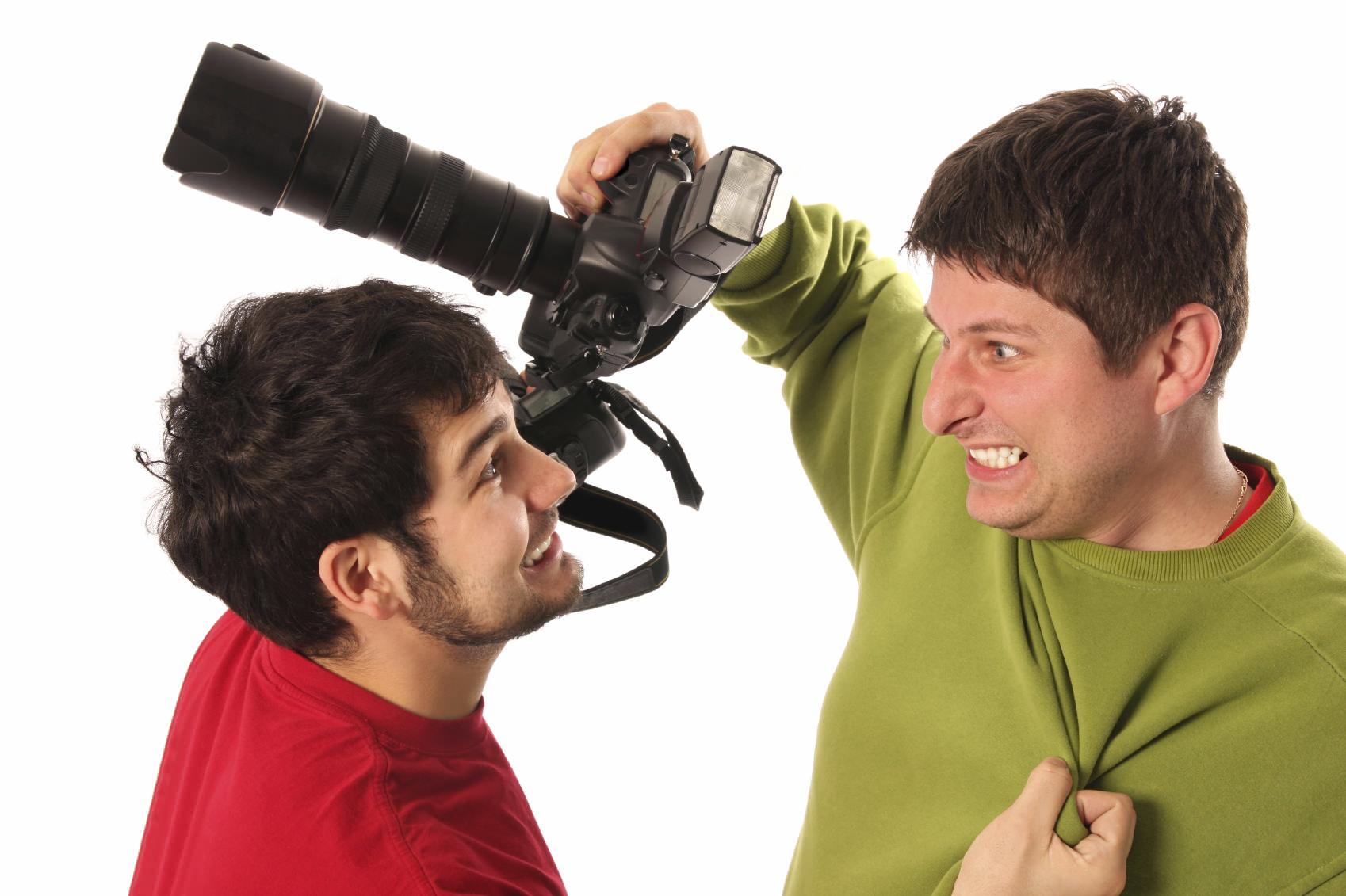 Cose da sapere sui fotografi professionisti: non tutti i clienti sono fantastici