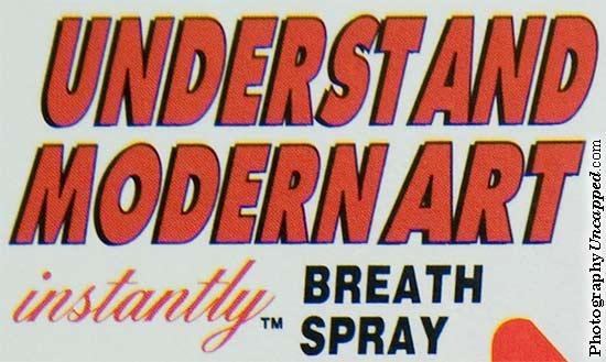 Understanding Modern Art Spray
