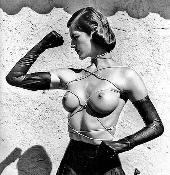 Tied-Up Torso - Ramatuelle - 1980