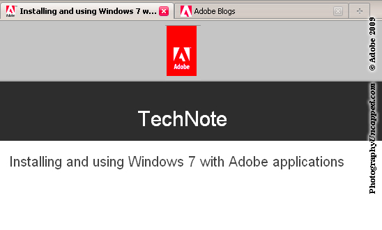 Will Windows 7 Run Adobe Applications like Photoshop and Creative Suites?