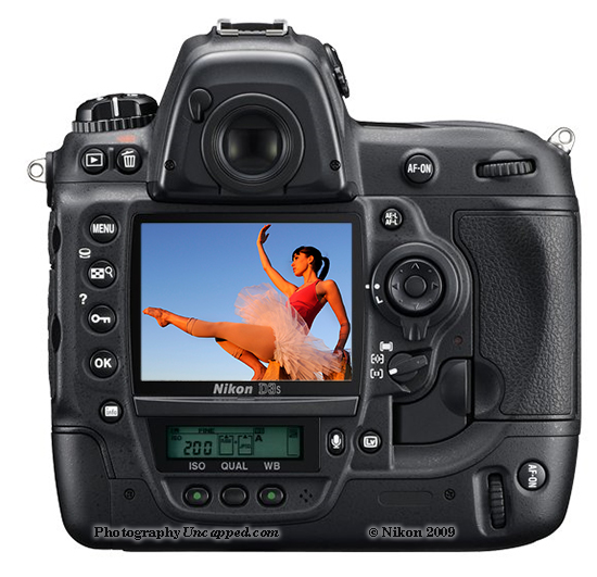 Nikon D3S DSLR - Pre-order NOW!