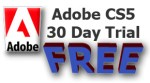 Photoshop CS5 Trials are FREE and Available for Download