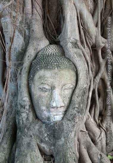 Ayutthaya Thailand - © 2009, 2011 Ken Storch