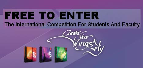 Adobe Awards Competition for Students